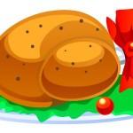 クリスマスになぜチキンを食べるのか?アメリカはどうなのか?