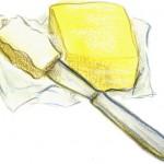 バターとマーガリンの違いは? ファットスプレッドとは?